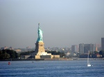 Probably the best shot I've ever taken of the Statue of Liberty.